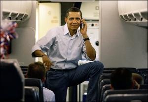 Obama e o Blackberry