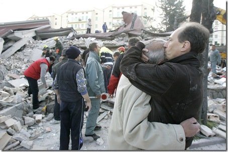 APTOPIX Italy Earthquake